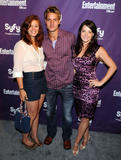 Эрика Дюранс, фото 11. Erica Durance - The Entertainment Weekly and Syfy Party in San Diego, photo 11