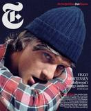 Viggo Mortensen The New York Times Style Magazine Holiday 2011