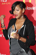 Мэган Меган Гуд, фото 866. Meagan Megan Good, at McDonald's launch party for its new Chicken McBites in Hollywood - 26/1/12, foto 866