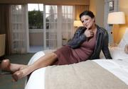 Gina Carano Photo Shoot For ~ Haywire ~
