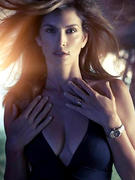 Cindy Crawford- Omega Watch 2014 Campaign