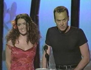 Salma Hayek - MTV Movie Awards 1997