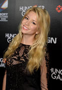 Masiela Lusha - 'The Hungover Games' Premiere in Hollywood 02/11/14