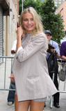 "Cameron Diaz | Arriving @ ""The Daily Show with Jon Stewart"" 