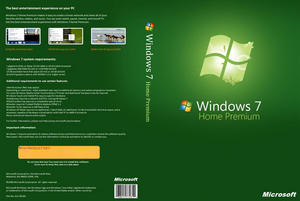 Windows 7 Home Premium 64 Bits