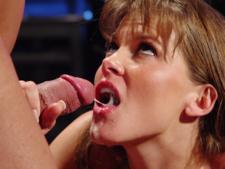 Rebecca love blowjob