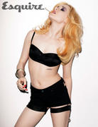 Evan Rachel Wood - Esquire magazine May 2011 issue x8LQ