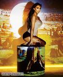 Kim Kardashian Complex Magazine April, '09 Foto 765 (Ким Кардашиан Комплекс журнал апреля '09 Фото 765)