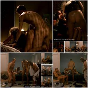 Levottomat naked scenes